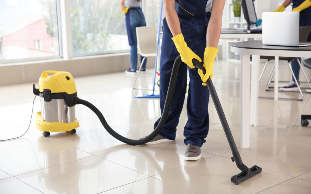 commercial cleaning services in Newark DE